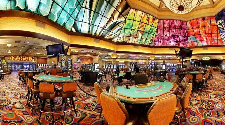 Harrah's ak chin casino resort phoenix