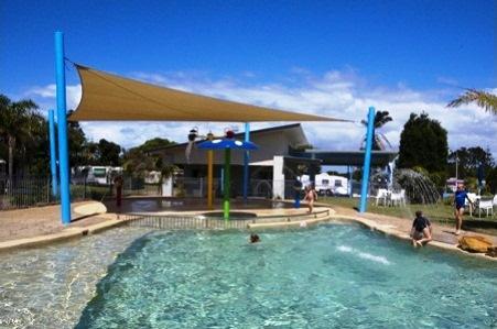 Norah head holiday park cabins offerte in corso for Cabin cabin in wisconsin dells con piscina all aperto