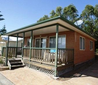 Norah Head Holiday Park Cabins