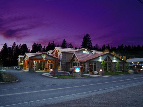 Holiday Inn Express & Suites  The Hunt Lodge, McCall  pare Deals