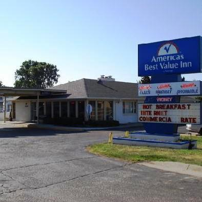 Americas Best Value Inn Salina