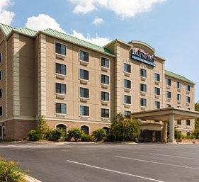 Baymont by Wyndham Asheville Biltmore Hotel
