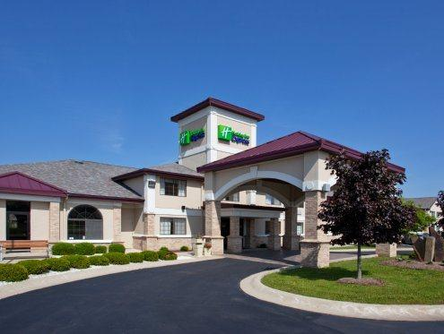 Holiday Inn Express Hotel & Suites Napoleon