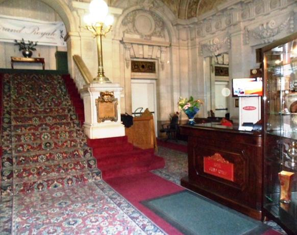 Grand Royale Hotel Binghamton