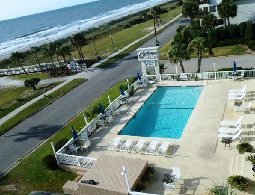Cabana Shores Inn North Myrtle Beach