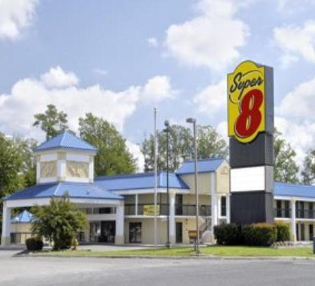 Super 8 Motel Ruther Glen