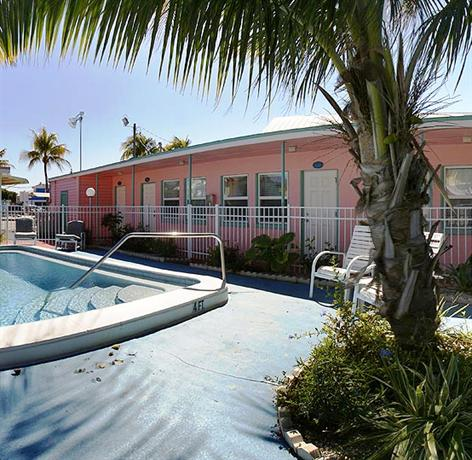 Shipwreck Motel Fort Myers Beach Hotels