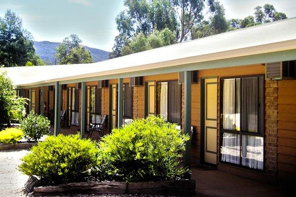 mountain view motor inn holiday lodges halls gap
