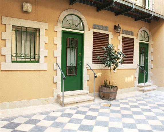 חצר השוק - דירות ירושלמיות