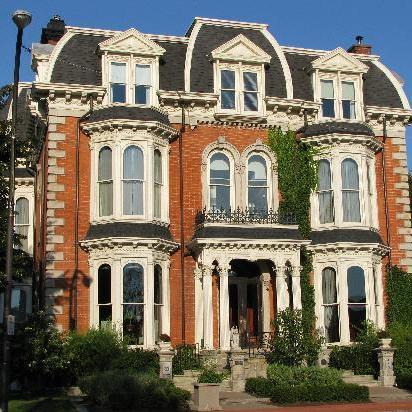 The Mansion on Delaware Avenue