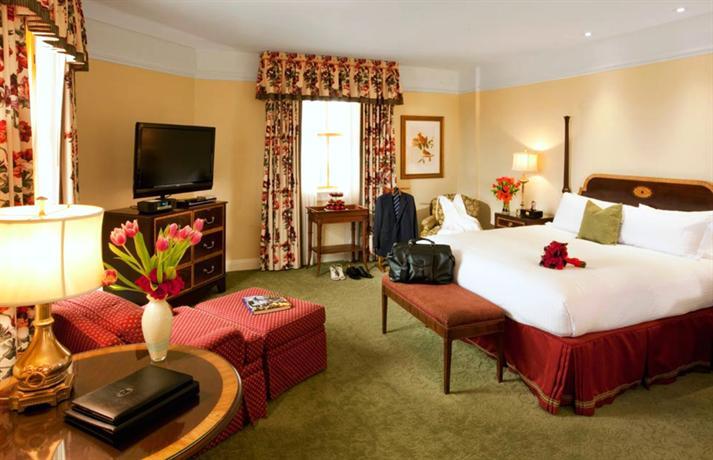 About Hermitage Hotel Nashville