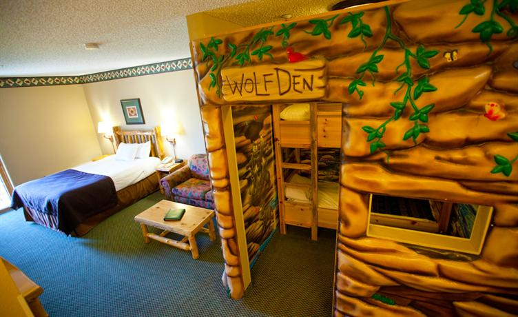 About Great Wolf Lodge Williamsburg
