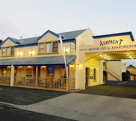 Ashmont Motor Inn Port Fairy Compare Deals