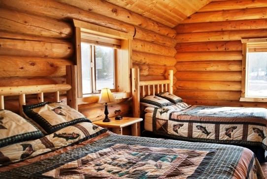 The Bear River Lodge