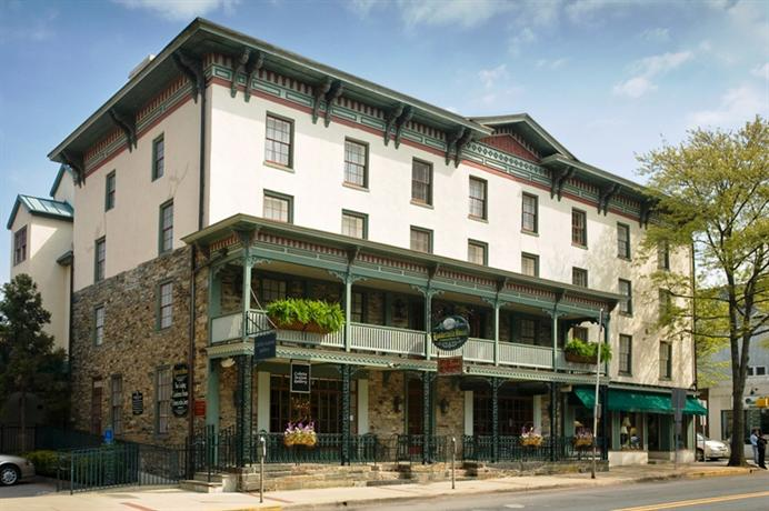 The Lambertville House Hotel New Jersey