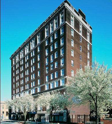 The Yorktowne Hotel