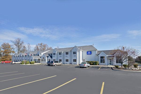 Americas Best Value Inn and Suites Sunbury/Delaware