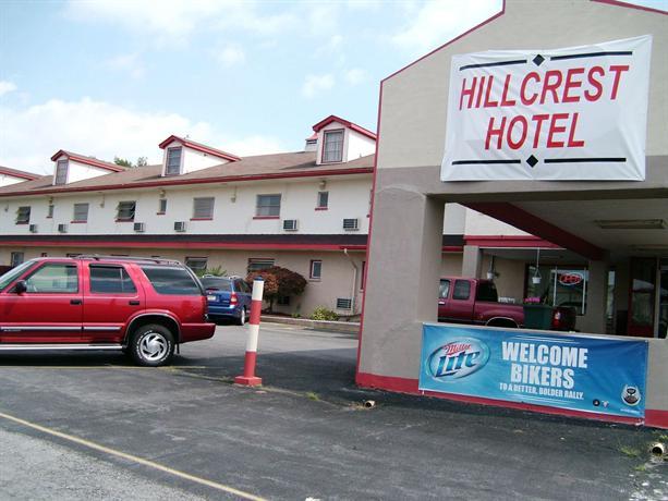 Hillcrest Hotel Bedford Pennsylvania