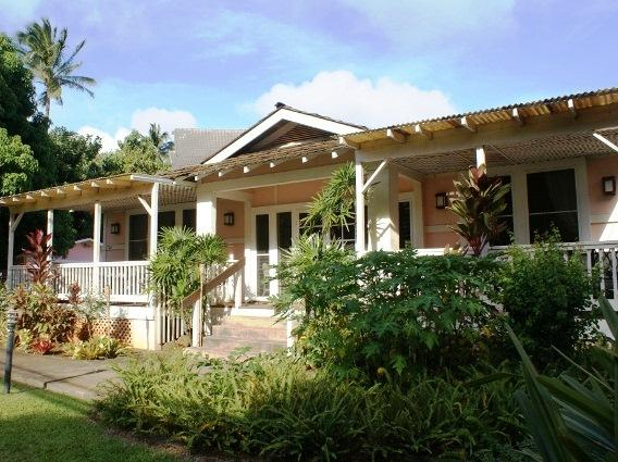 Poipu Bed And Breakfast On Beach