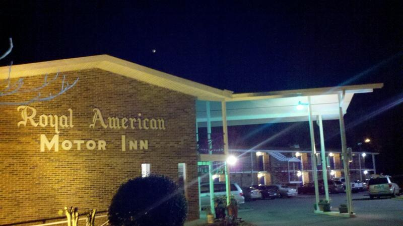 Royal American Motor Inn Hotel Anderson Compare Deals