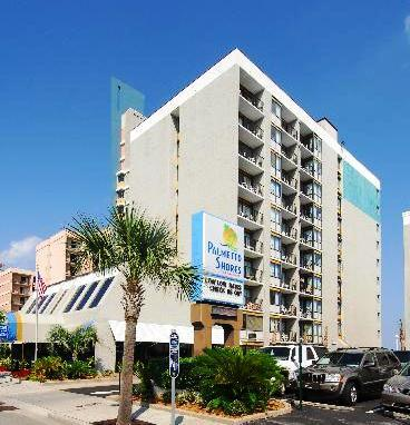 Palmetto Ss Oceanfront Myrtle Beach Compare Deals
