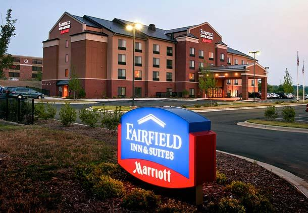 Fairfield Inn & Suites by Marriott Charlotte Matthews