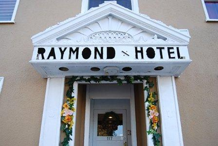 About The Raymond Hotel