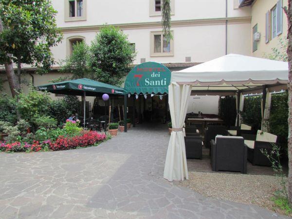 Hostel 7 Santi Florence