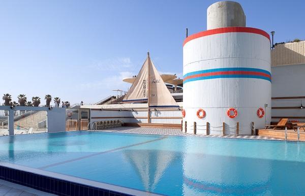 Herods Hotel Tel Aviv Отель Херодс Тель-Авив
