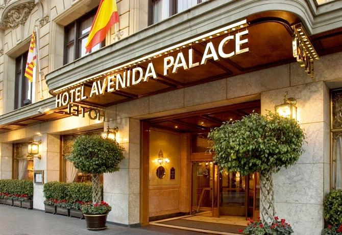 El avenida palace barcellona offerte in corso for Offerte hotel barcellona