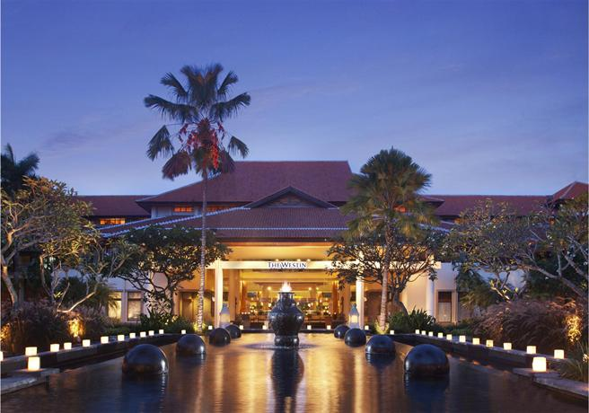 The westin resort bali nusa dua compare deals for Nusa dua hotel bali