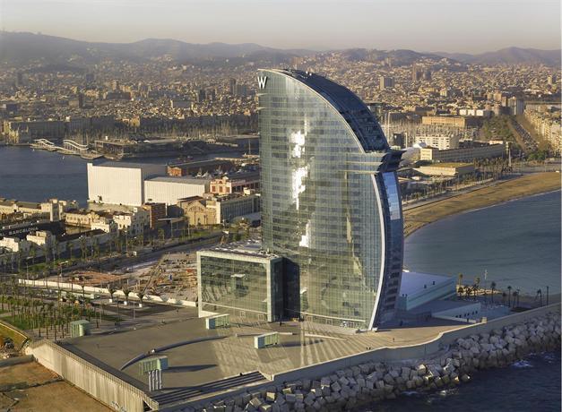 W Hotel Barcelona Отель Барселона