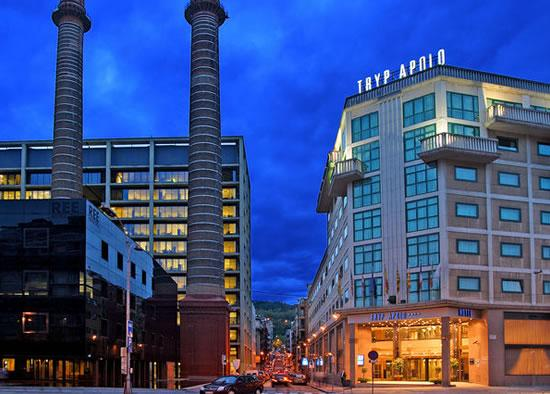 Hotel Tryp Barcelone