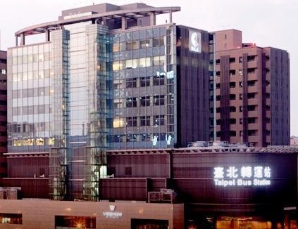 京站國際酒店式公寓台北車站特區