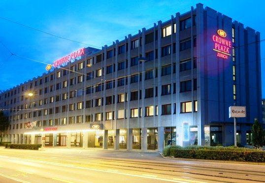Crowne Plaza Hotel Zurich