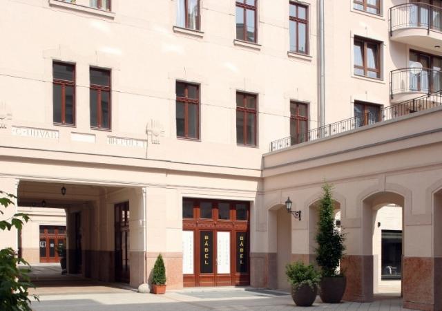 Gozsdu Court Aparthotel