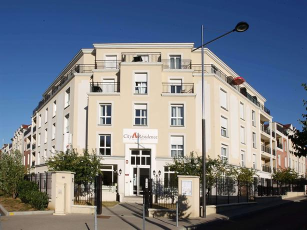 City Residence Marne-La-Vallee-Bry-Sur-Marne