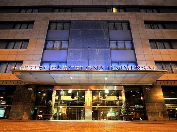 Barcelona Universal Hotel Отель Барселона Универсал