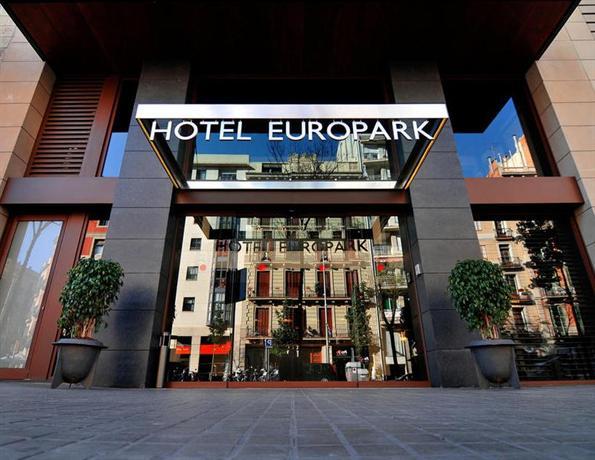 Europark hotel barcelona barcellona offerte in corso for Offerte hotel barcellona