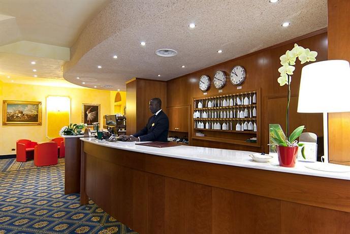 Hotel Cervo Milano Telefono