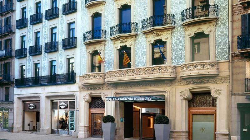 catalonia ramblas 4 sup barcelona compare deals. Black Bedroom Furniture Sets. Home Design Ideas