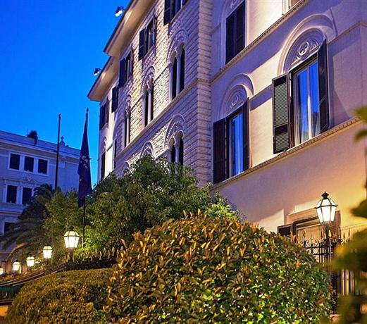 Aldrovandi Villa Borghese The Leading Hotels Of The