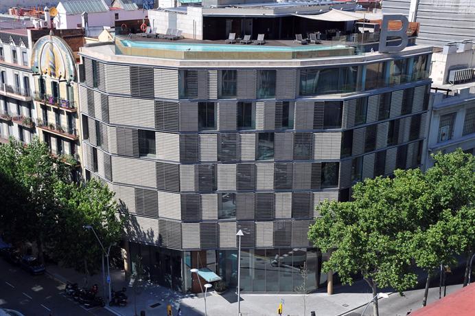 b hotel barcelona barcellona offerte in corso