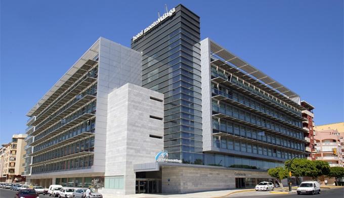 Ilunion Malaga Отель Монте Малага