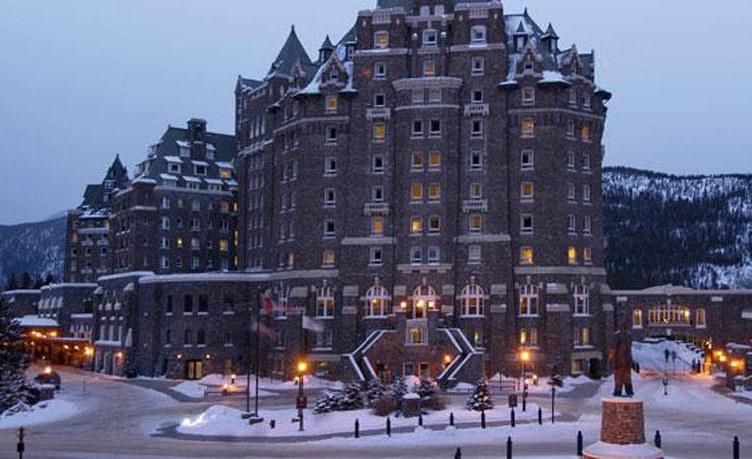 The Fairmont Banff Springs Compare Deals