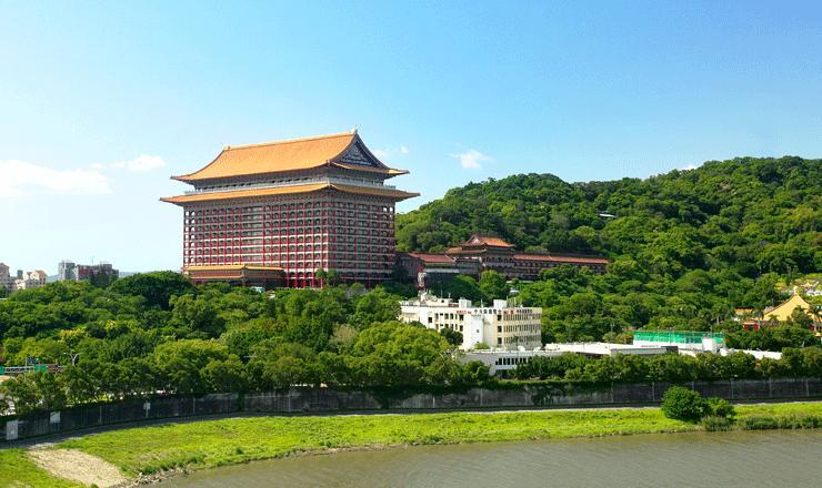 The Grand Hotel Taipei City