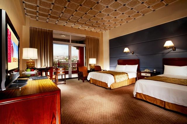 About The Grand Hotel Taipei
