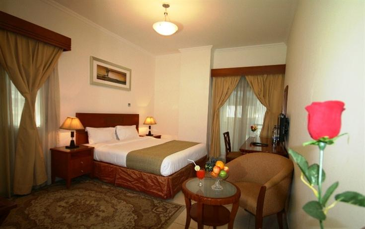 Rose Garden Hotel Apartments Bur Dubai Compare Deals