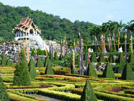 About Nong Nooch Garden & Resort