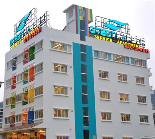 Phuket Guest Friendly Hotels - Green Harbor Hotel & Service Apartment
